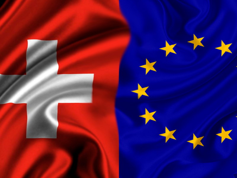 suiza UE